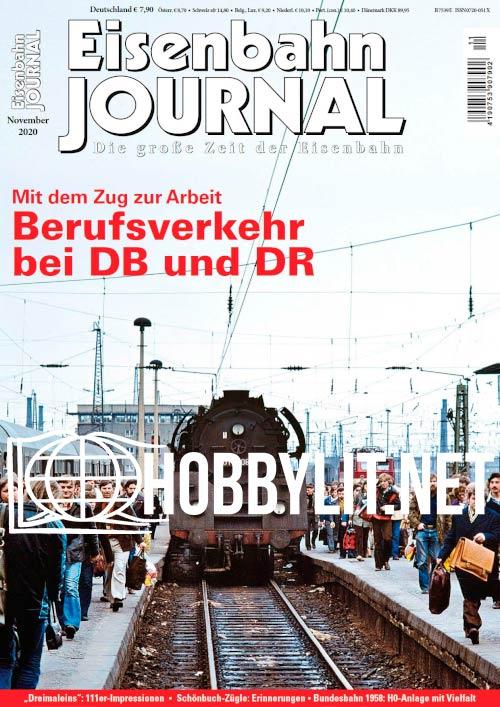 Eisenbahn Journal - November 2020