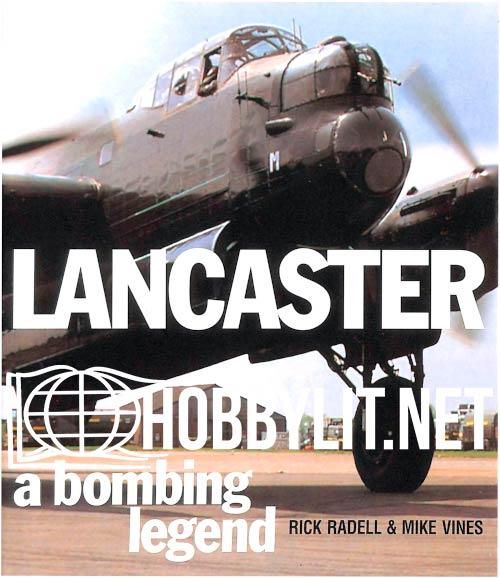 Lancaster a bombing legend