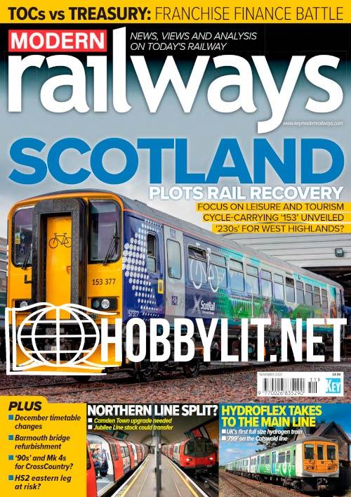 Modern Railways - November 2020