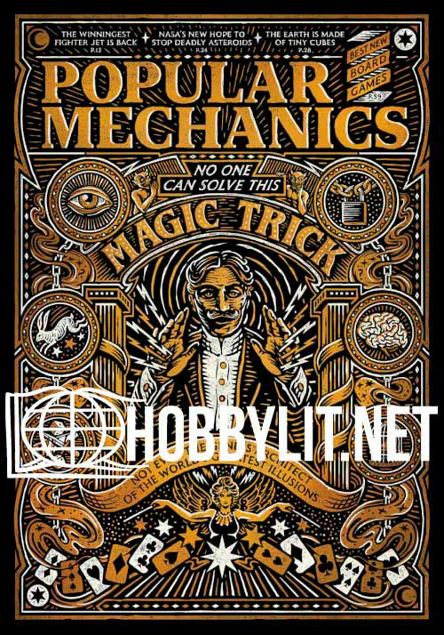 Popular Mechanics - November/December 2020