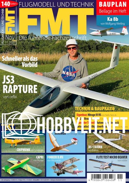 Flugmodell und Technik - November 2020