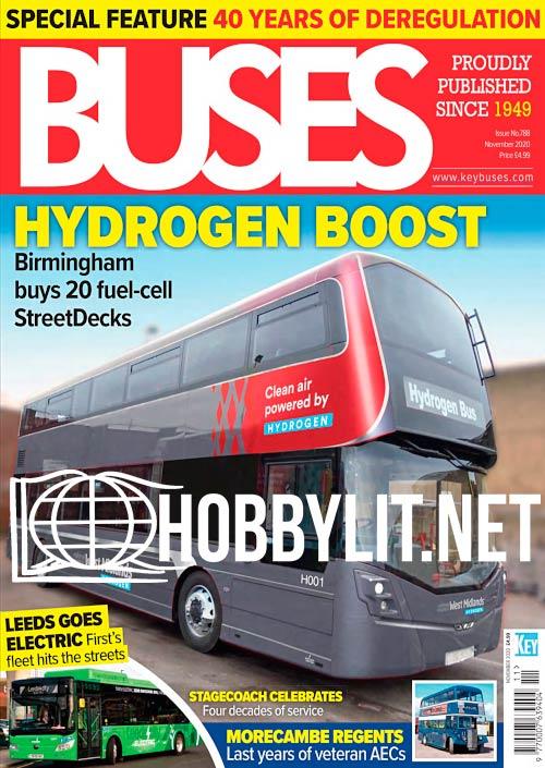 Buses - November 2020