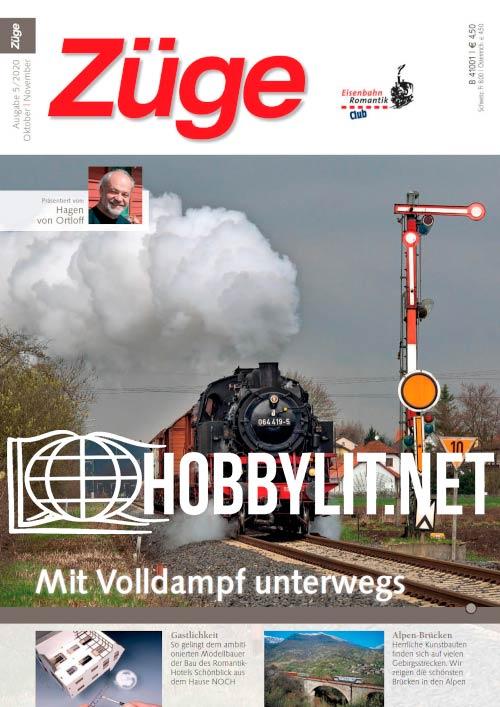 Züge - Oktober/November 2020