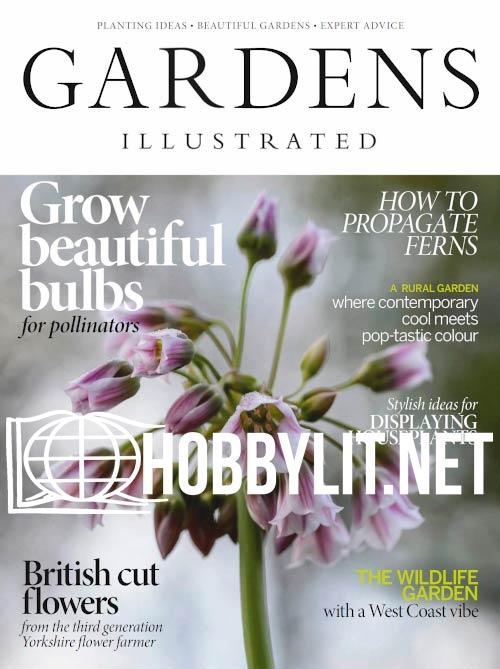 Gardens Illustrated - October 2020