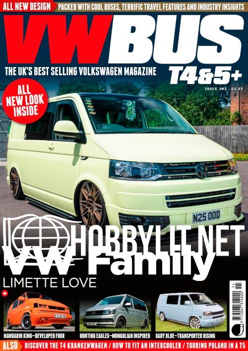 VW Bus T4&5+ - October 2020
