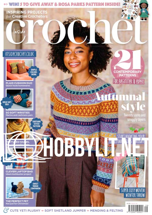 Inside Crochet Issue 129