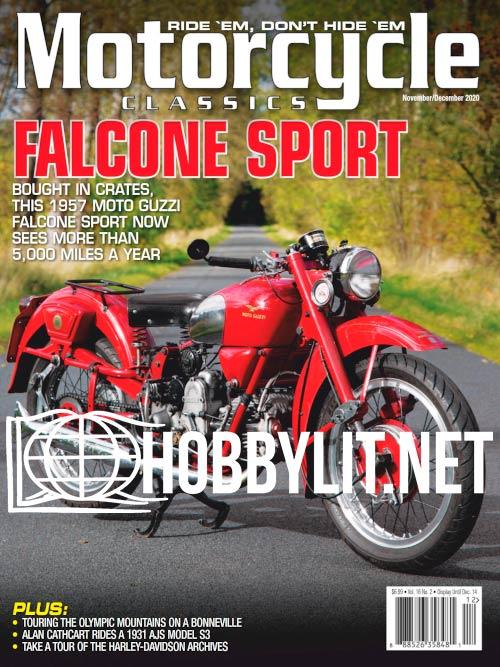 Motorcycle Classics - November/December 2020