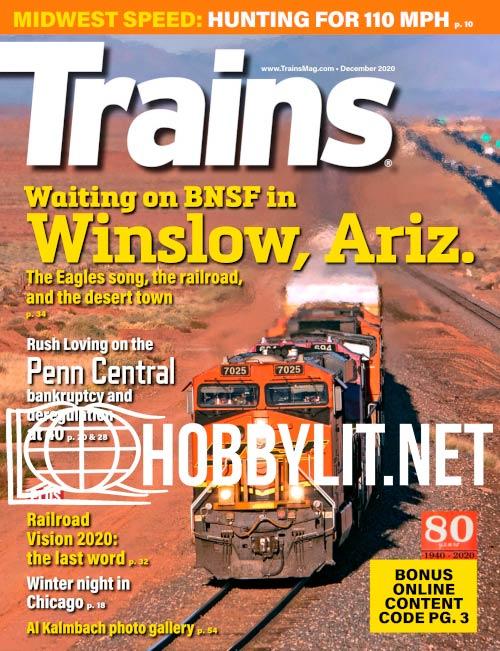 Trains - December 2020