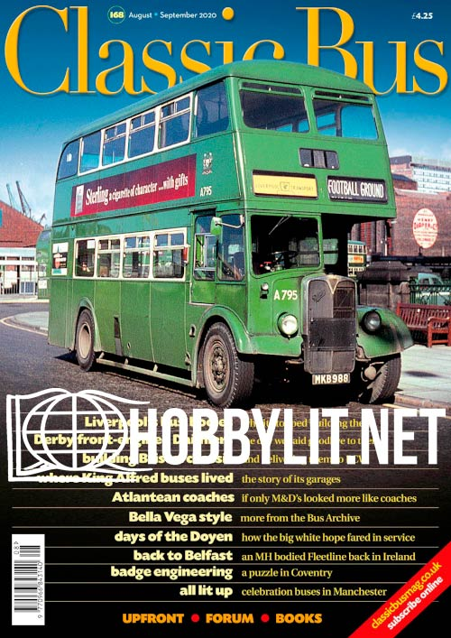Classic Bus - August/September 2020