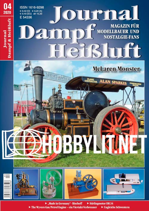 Journal Dampf & Heißluft 2020-04