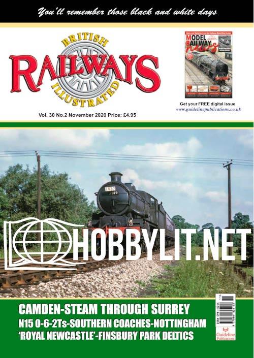 British Railways Illustrated - November 2020
