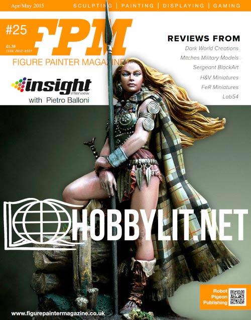 Figure Painter Magazine Issue 25