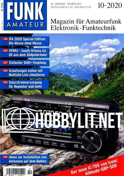 Funkamateur - Oktober 2020