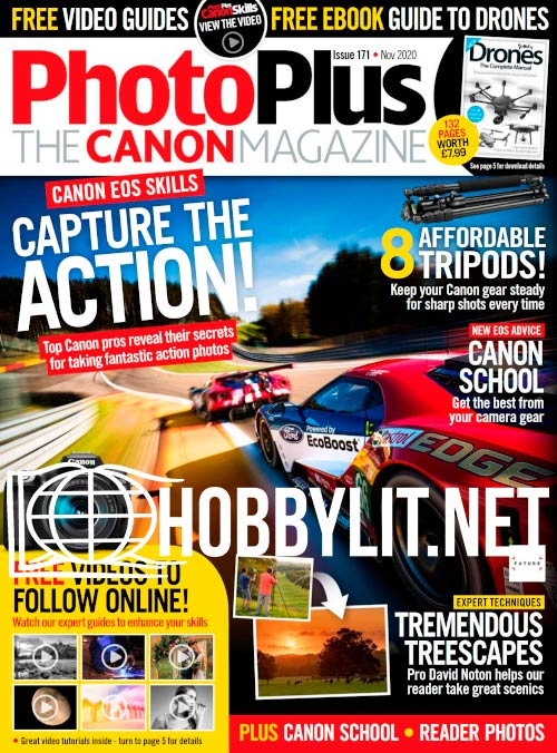 PhotoPlus: The Canon Magazine - November 2020