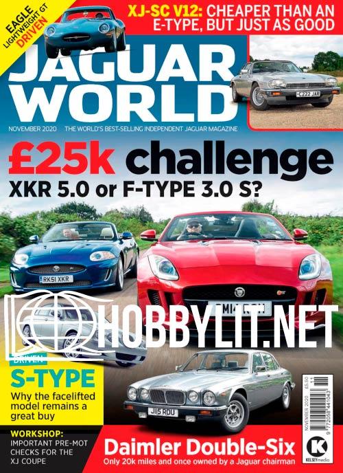 Jaguar World – November 2020