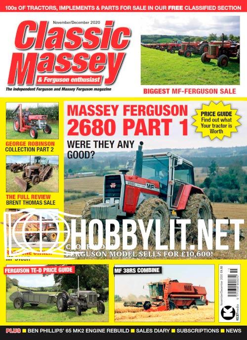 Classic Massey - November/December 2020