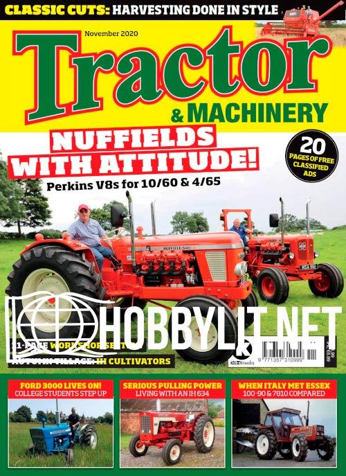 Tractor & Machinery - November 2020