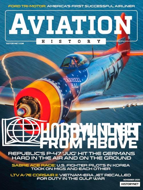 Aviation History - November 2020