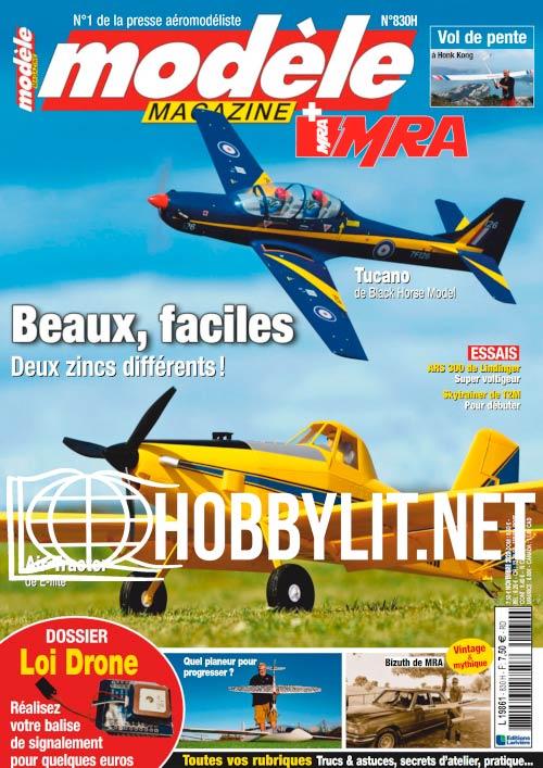 Modèle Magazine - Novembre 2020
