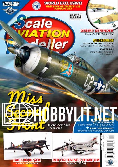 Scale Aviation Modeller International - November 2020