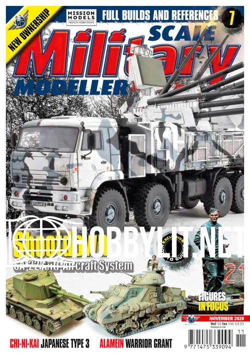 Scale Military Modeller International - November 2020