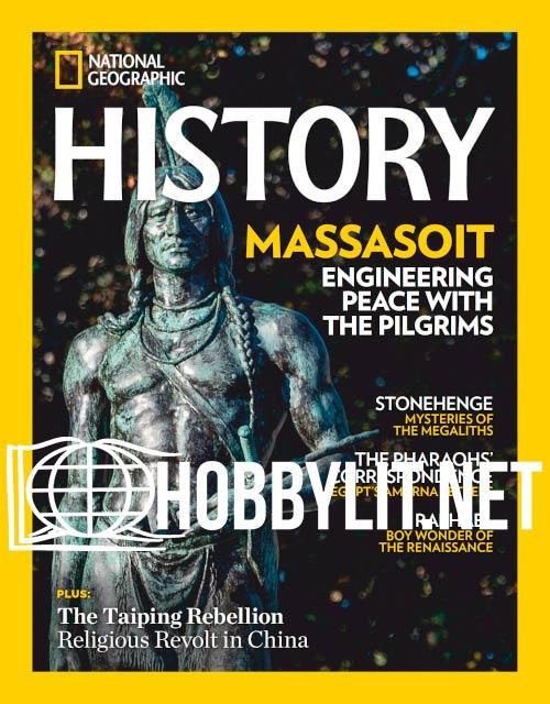 National Geographic History - November 2020
