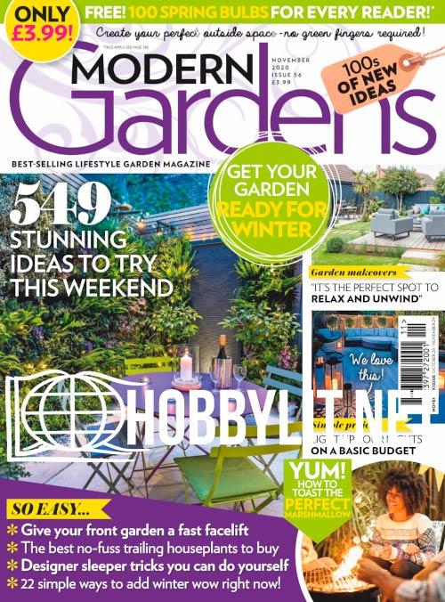 Modern Gardens - November 2020