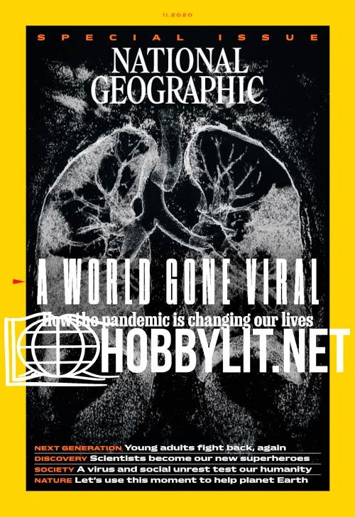 National Geographic - November 2020
