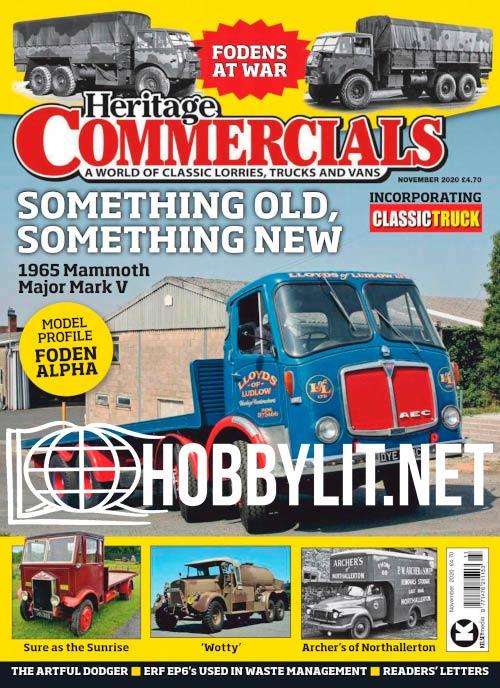 Heritage Commercials - November 2020