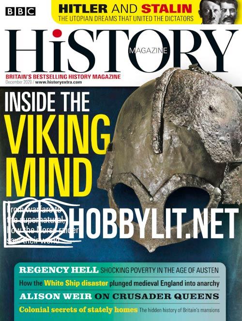 History Magazine - December 2020