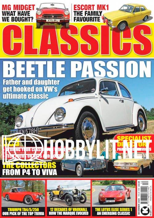 Classics Monthly - December 2020