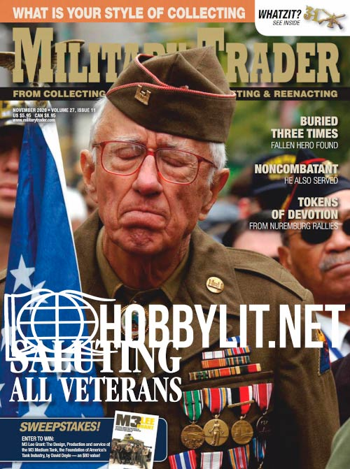 Military Trader – November 2020