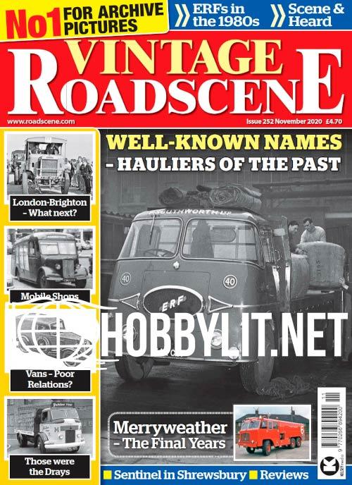 Vintage Roadscene - November 2020
