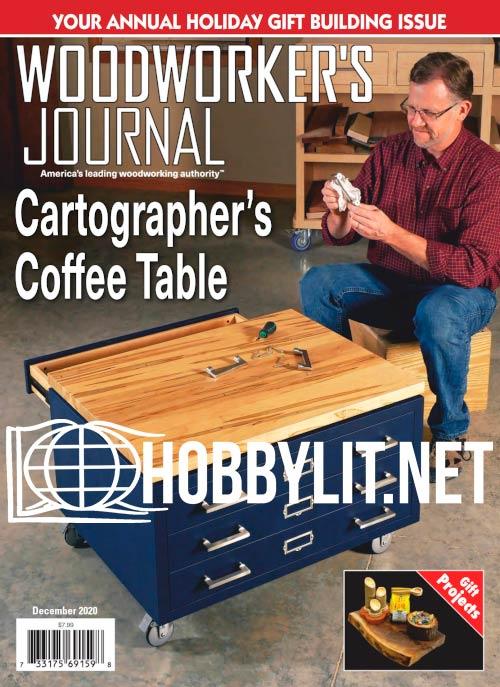 Woodworker's Journal - December 2020