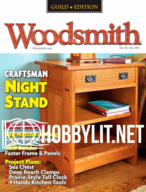 Woodsmith – December/January 2021