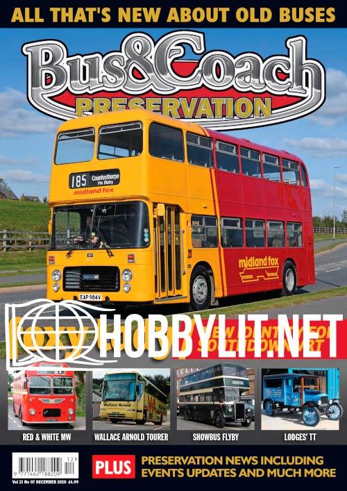 Bus & Coach Preservation - December 2020