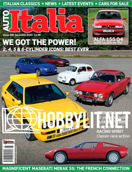 AutoItalia - December 2020