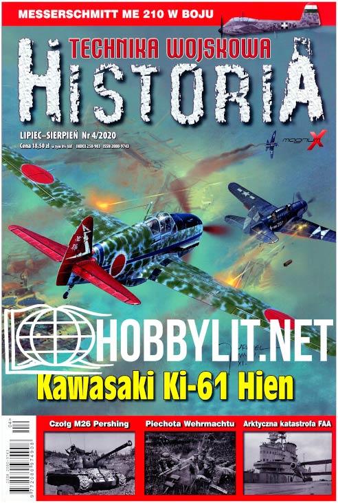 Technika Wojskowa Historia 2020-04