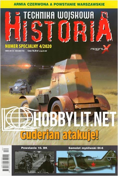 Technika Wojskowa Historia Numer Specjalny 2020-04