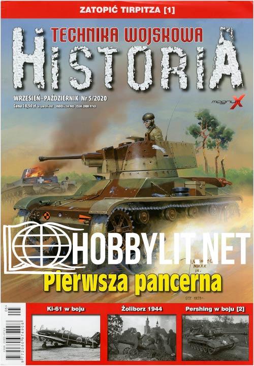 Technika Wojskowa Historia 2020-05