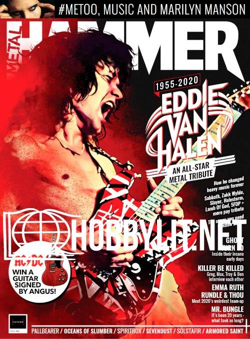 Metal Hammer - December 2020