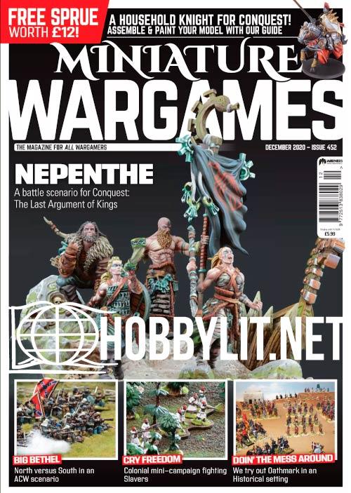 Miniature Wargames - December 2020