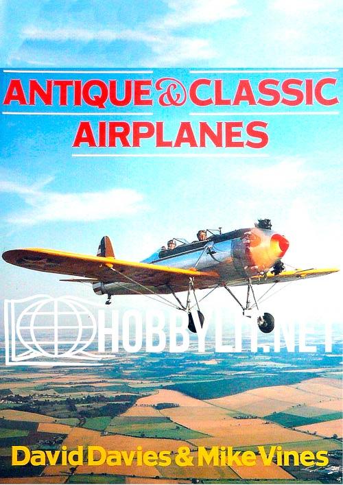 Antique & Classic Airplanes