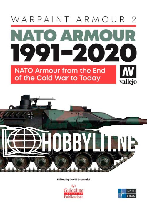 Warpaint Armour 2 - NATO Armour 1991-2020