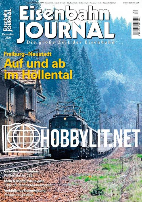 Eisenbahn Journal - Dezember 2020