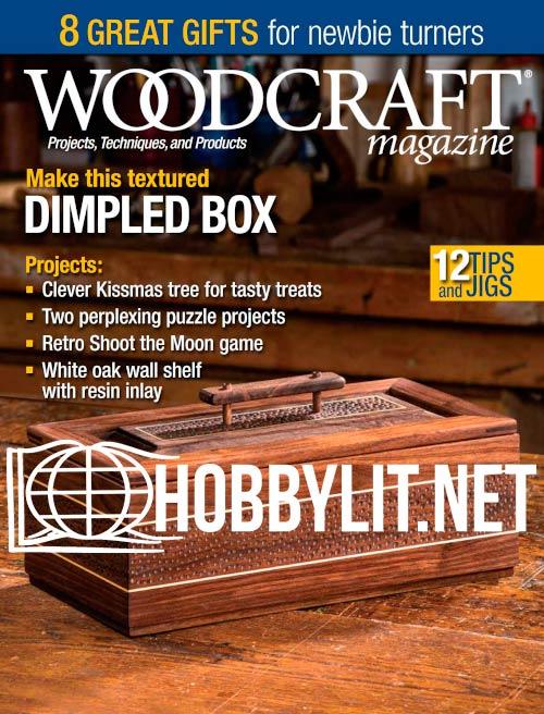 Woodcraft Magazine 98 - December/January 2021
