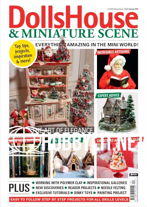 Dolls House & Miniature Scene - December 2020