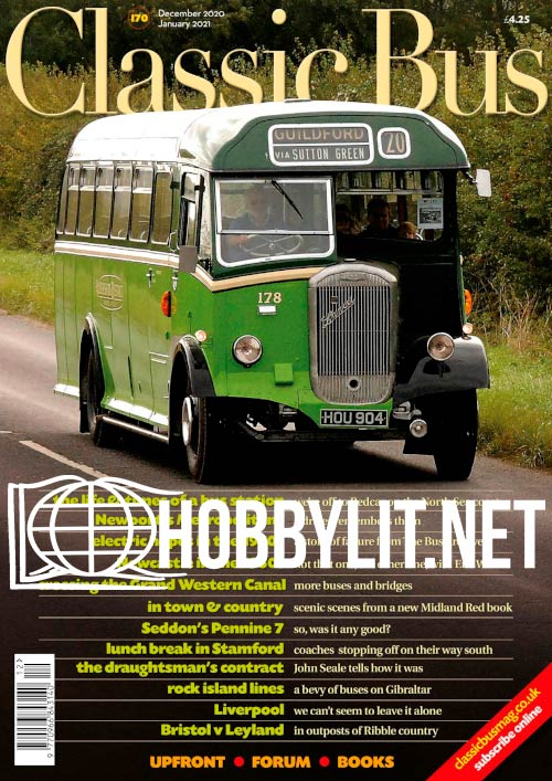 Classic Bus - December 2020/January 2021