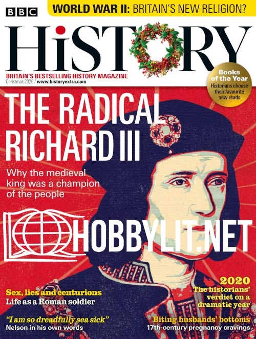 History Magazine - Christmas 2020