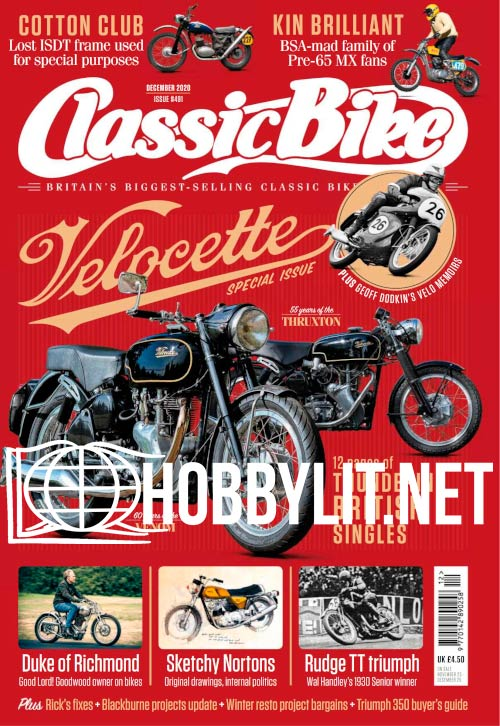 Classic Bike - December 2020